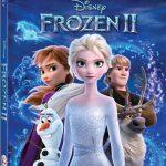 Frozen 2 Blu-ray DVD release