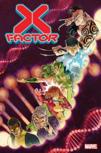 X-Factor issue 1 April 2020