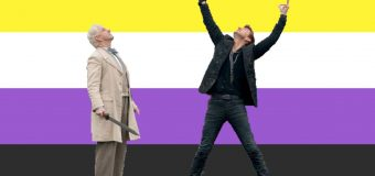 Good Omens: What Onscreen Canon Nonbinary Representation Looks Like
