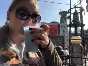 The Galaxy's Edge Milk Stand Is About To Get More Weird Stuff!