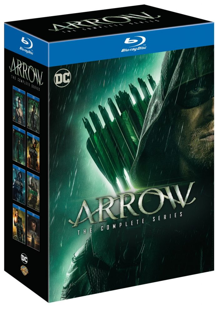 Arrow the complete series