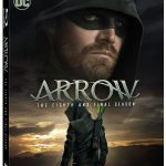 Arrow season 8 blu-ray dvd release