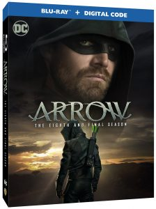 Arrow: The Complete Eighth and Final Season Gets April Blu-ray & DVD Release!