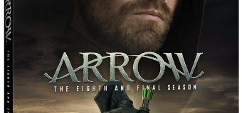 """Arrow: The Complete Eighth and Final Season"" Gets April Blu-ray & DVD Release!"