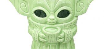 Baby Yoda Merchandise Watch: Update #10: Baby Yoda Geeki Tikis Mug!