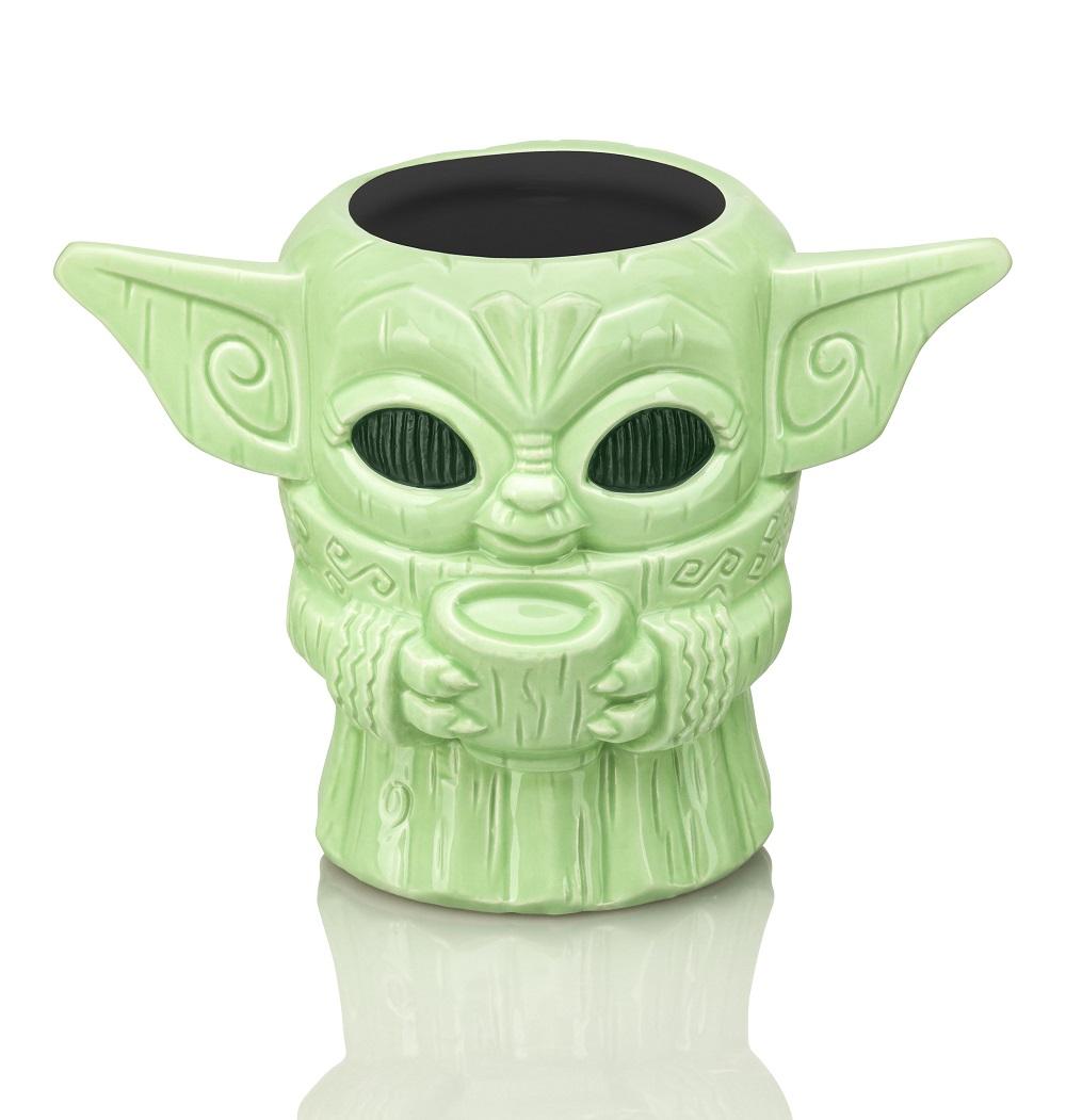 Baby Yoda Geeki Tikis Mug Toynk Toys