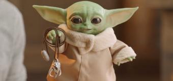 Baby Yoda Merchandise Watch: Update #11: New Hasbro Toy!