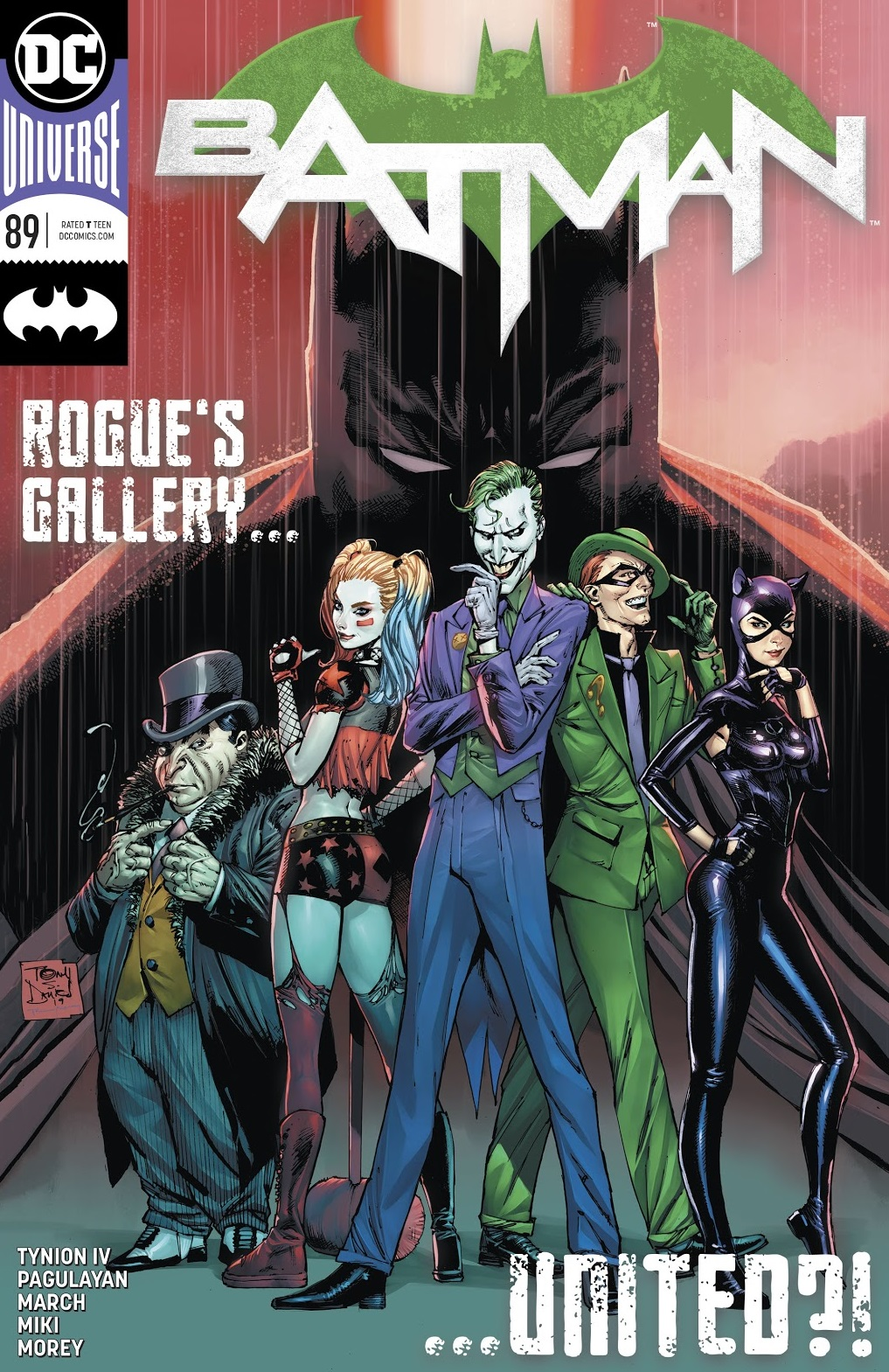 Batman Issue 89 review