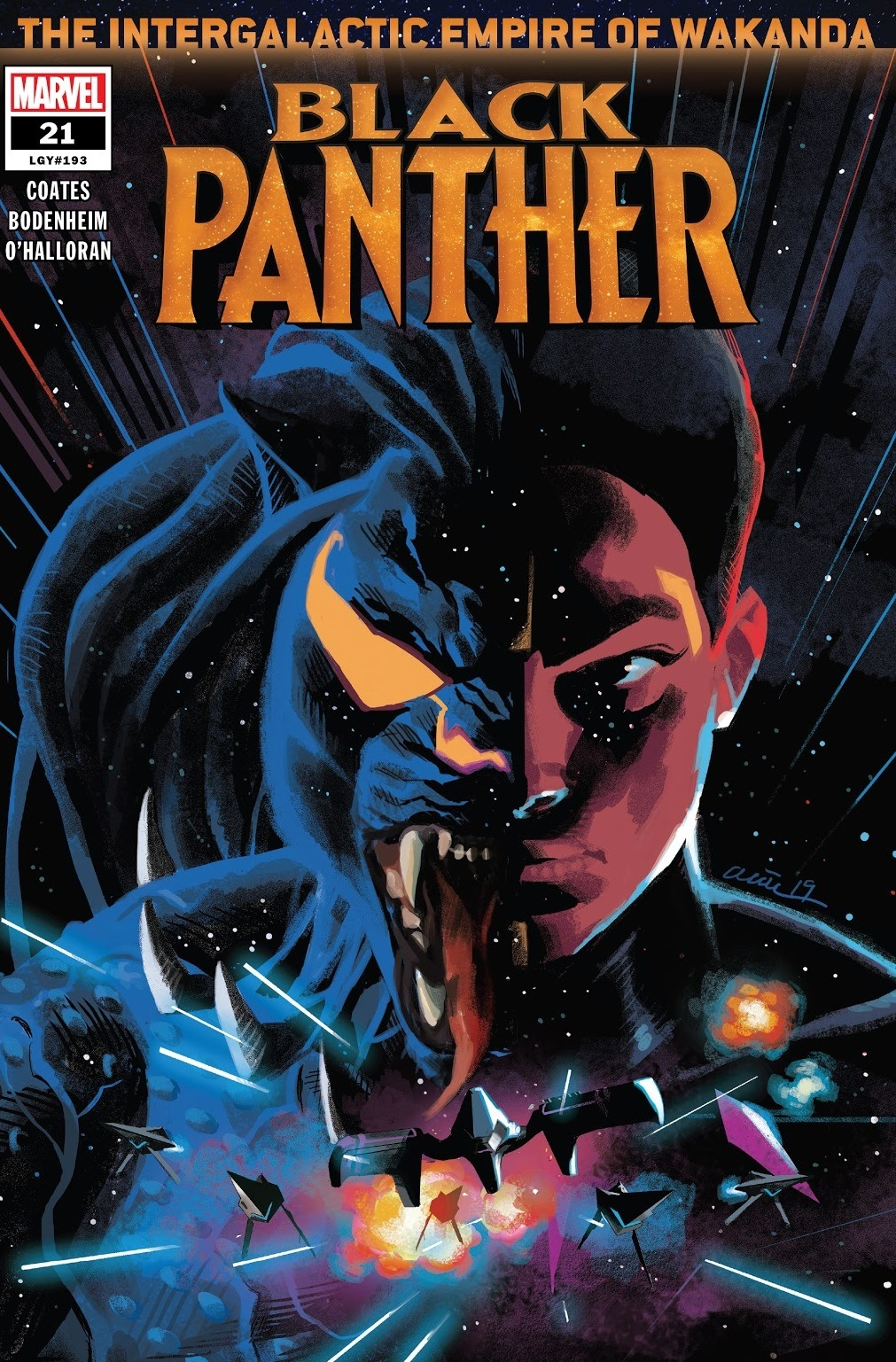 black panther issue 21 review