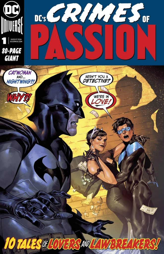 DC's Crimes of Passion review