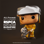 New Pop! Support Australia's Animals with New Pop! Funko