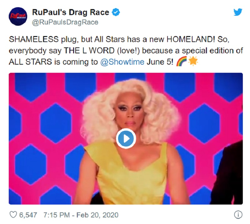 Drag Race All Star Season 5