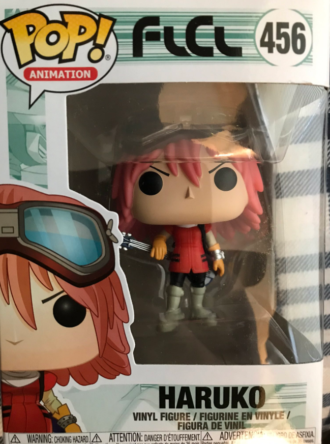FLCL Haruko Funk Pop Doll
