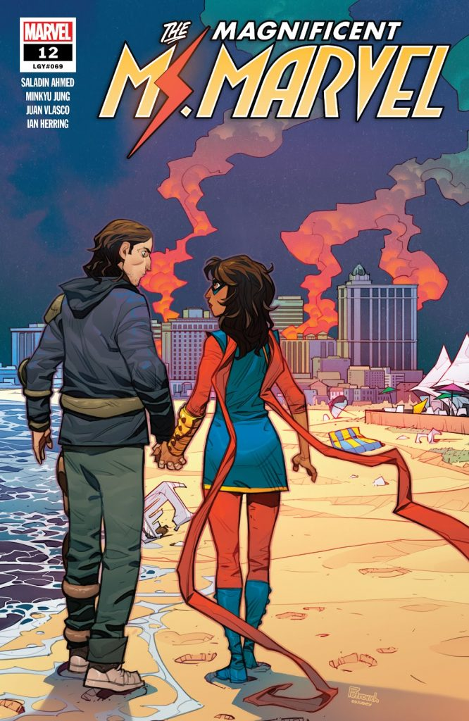 Magnificent Ms Marvel Issue 12 review