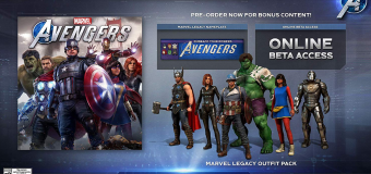 "Upcoming ""Marvel's Avengers"" Game Gets New Trailer and Opens Pre-Order!"