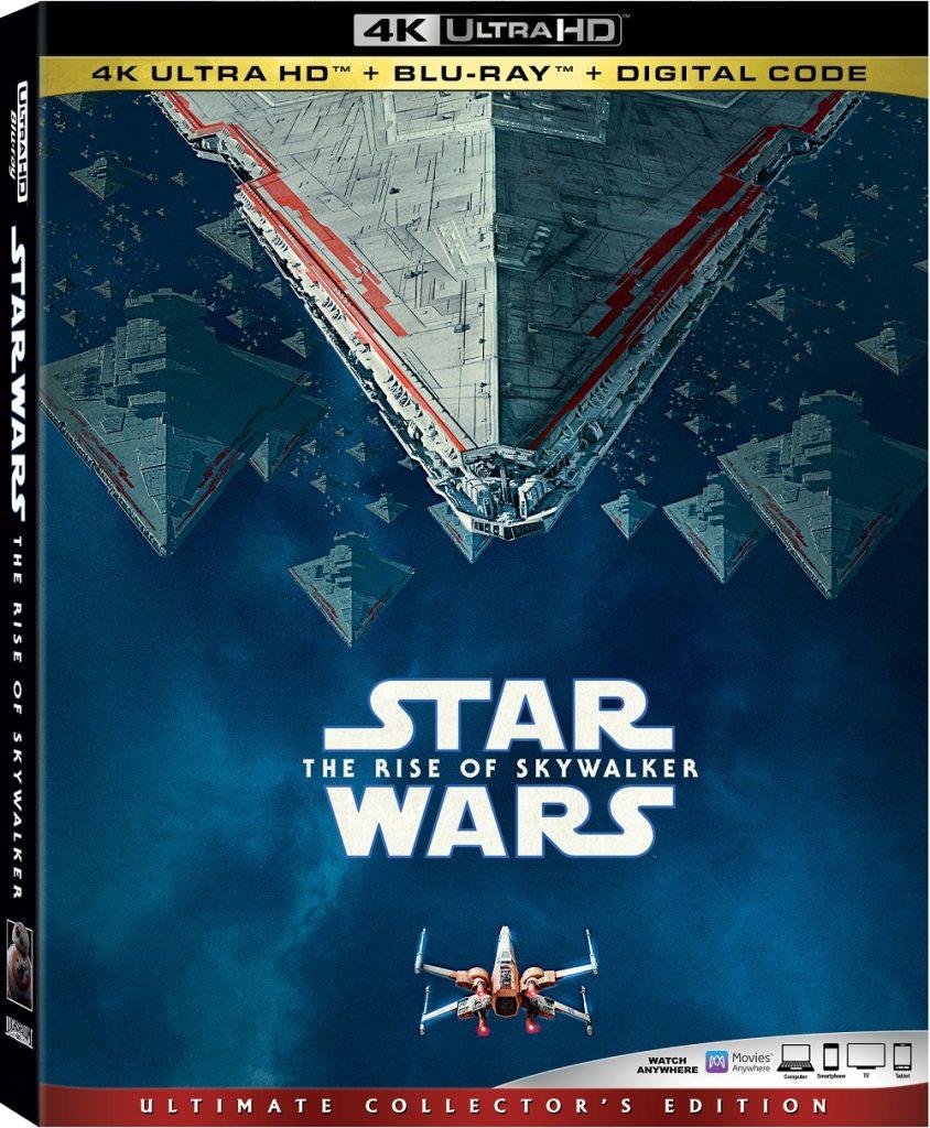 The Rise of Skywalker 4K UHD