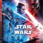 the rise of skywalker star wars blu-ray