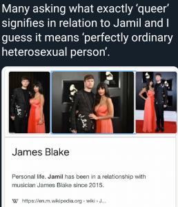 Jameela Jamil Came Out, and So Did The Biphobes