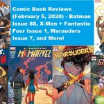 comic book reviews batman x-men