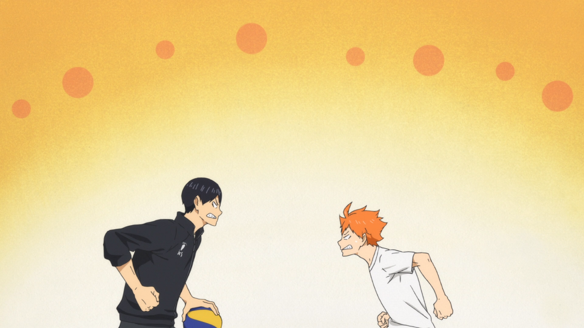 Enhancements Haikyuu