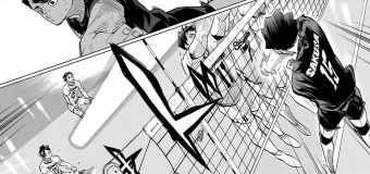 "Haikyuu Chapter 382 Manga Review: ""Monsters on Parade"""