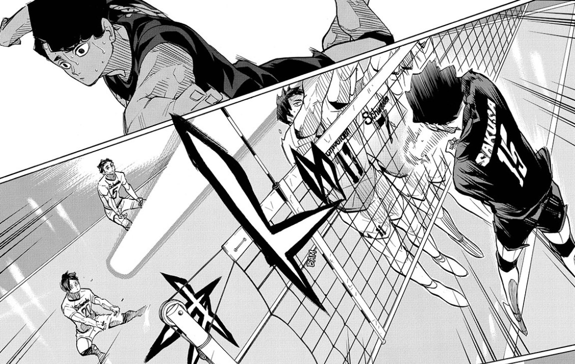 Haikyuu chapter 382