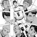 Haikyuu chapter 383
