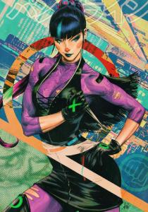 Punchline Joker DC Comics