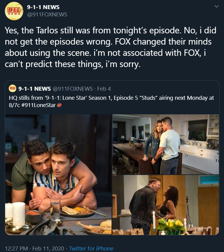 Studs scene bait TK Carlos scene kitchen