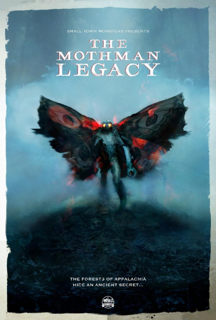 the mothman legacy art 2020