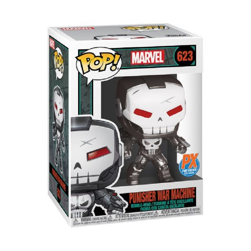 Punisher War Machine PREVIEWS