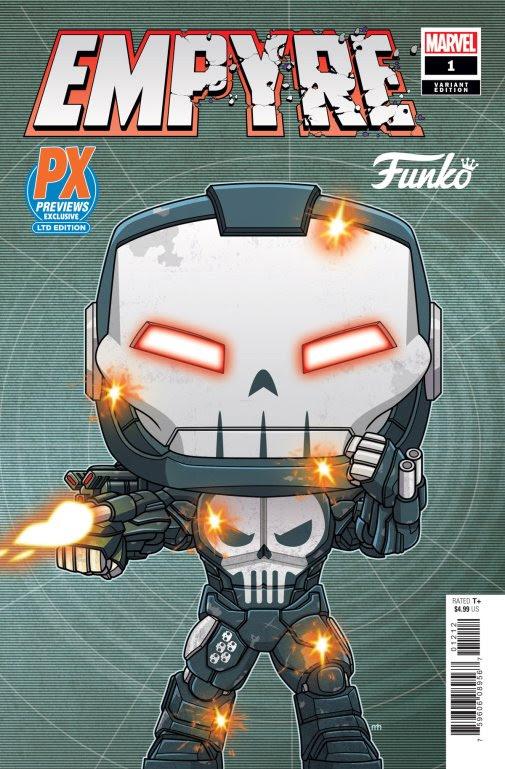 Punisher as War Machine