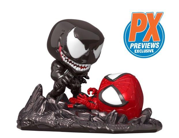 Spider-Man Venom Funko