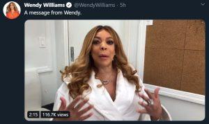 Wendy Williams apology