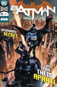 batman issue 90 review