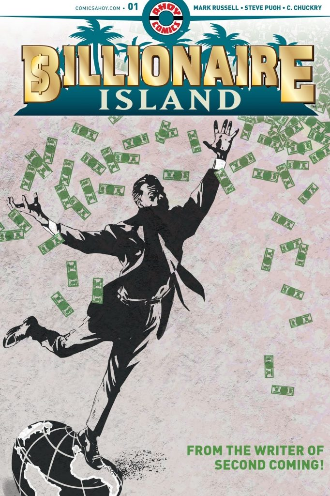 Billionaire Island Issue 1 review