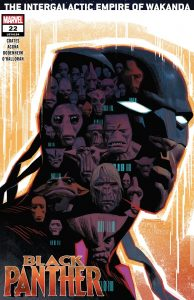 Black Panther Issue 22 review