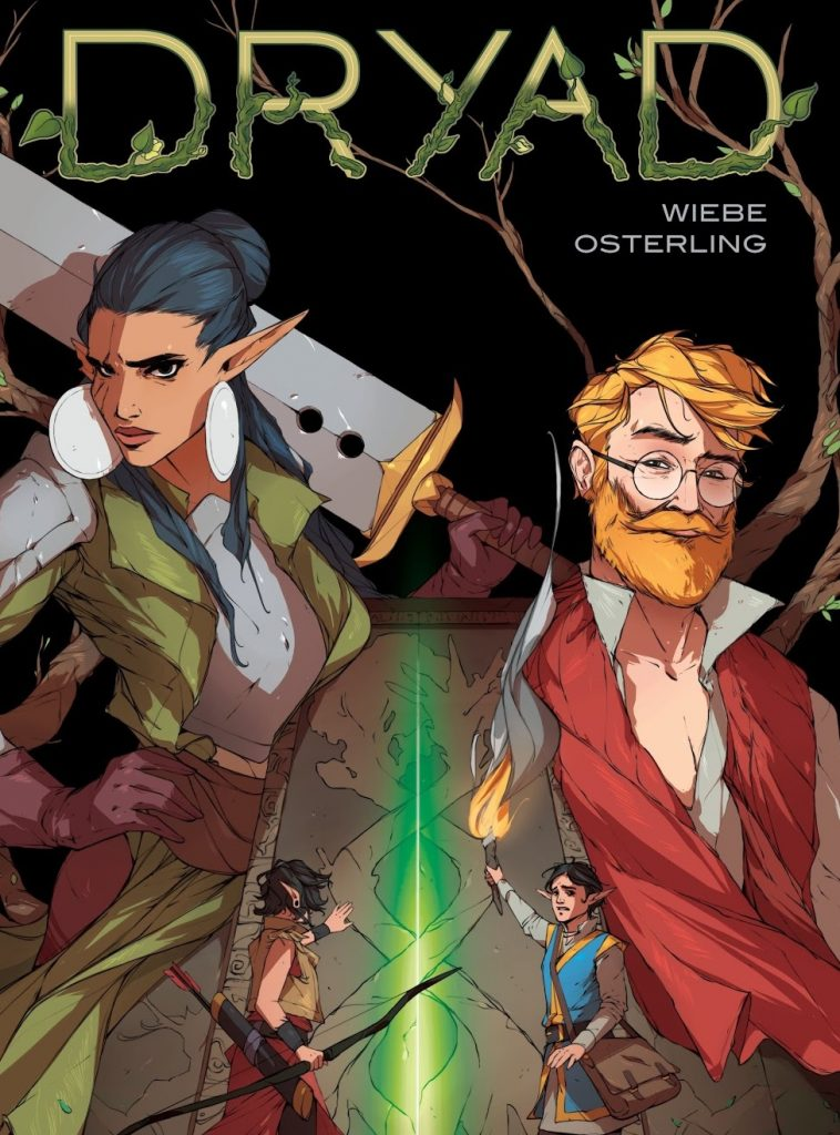 Dryad Issue 1 review