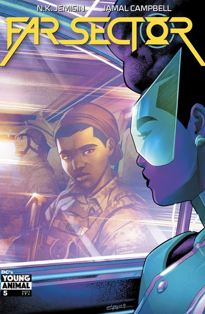 Far Sector Issue 5 review