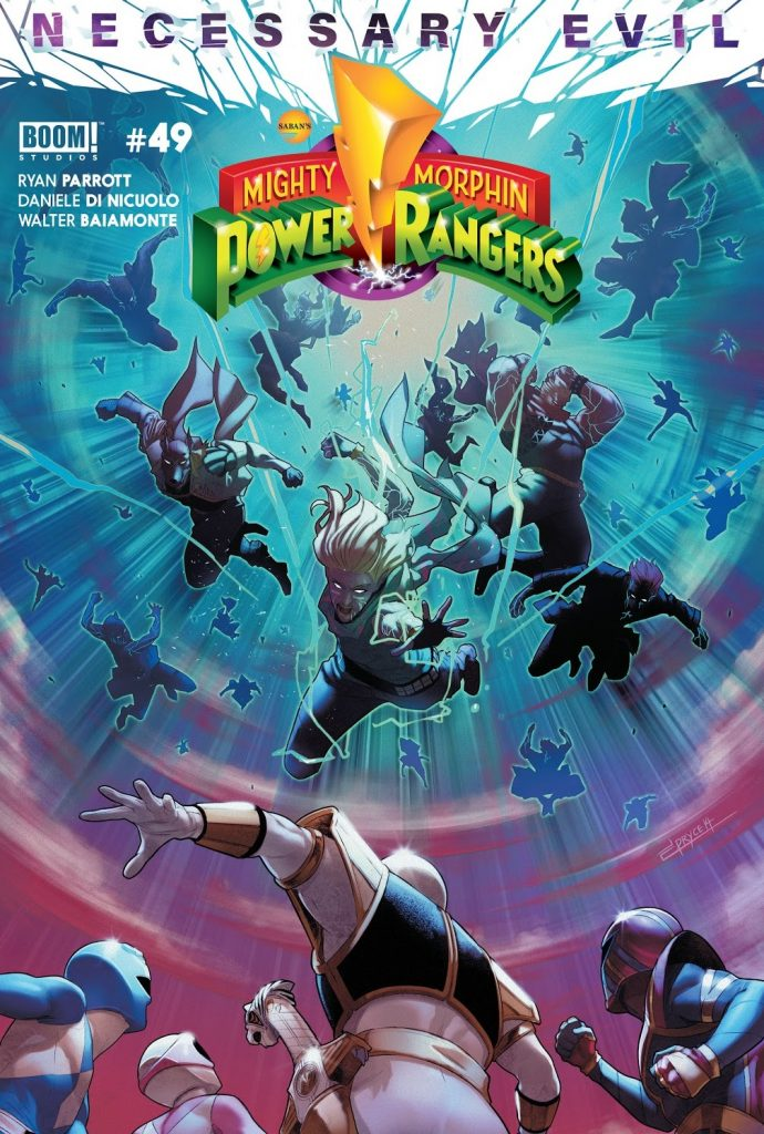 Mighty Morphin Power Rangers Issue 49