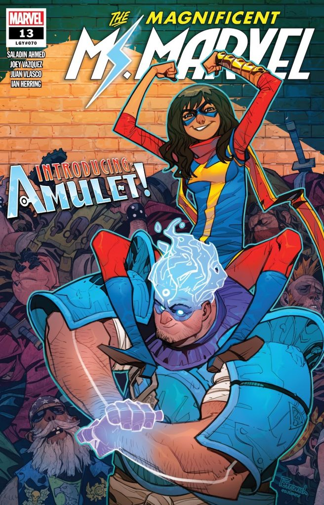 The Magnificent Ms Marvel 13 review