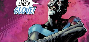 "Nightwing Issue 70 Review: ""From the Darkness"""