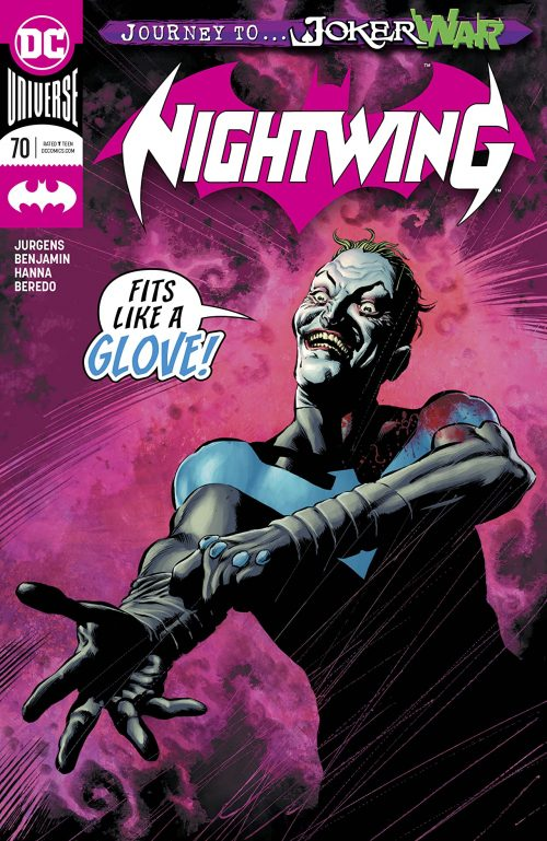 Nightwing issue 70