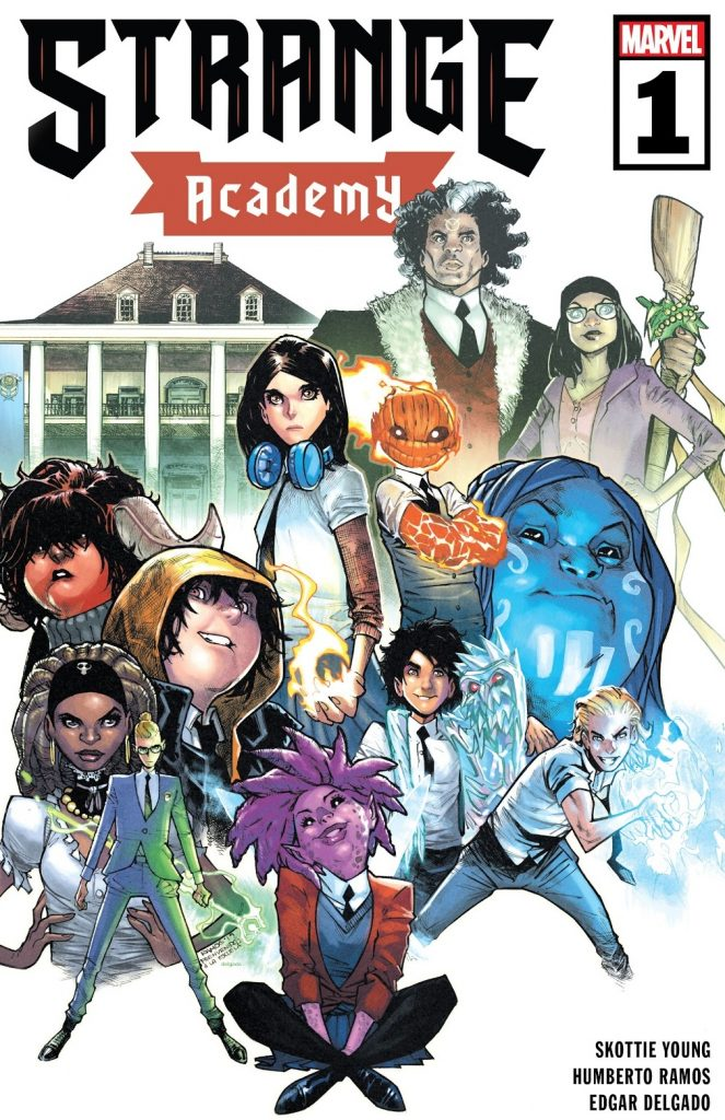 Strange Academy Issue 1 review