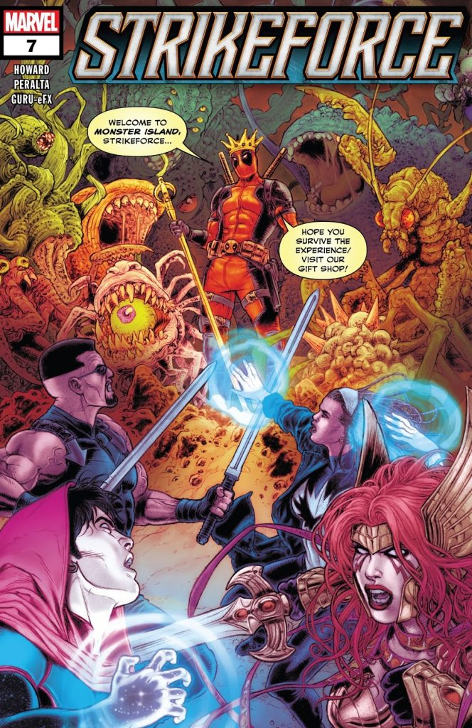 Strikeforce Issue 7 review