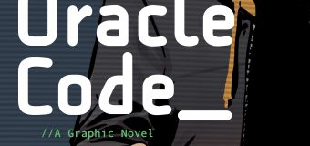 """The Oracle Code"" Graphic Novel Review"