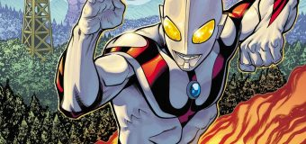 "The Iconic Ultraman Is Coming to Marvel Comics This Year in ""The Rise of Ultraman"""