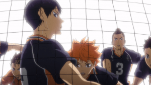 A Chance to Connect Haikyuu