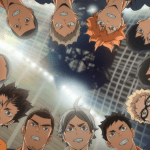 Battle Lines haikyuu