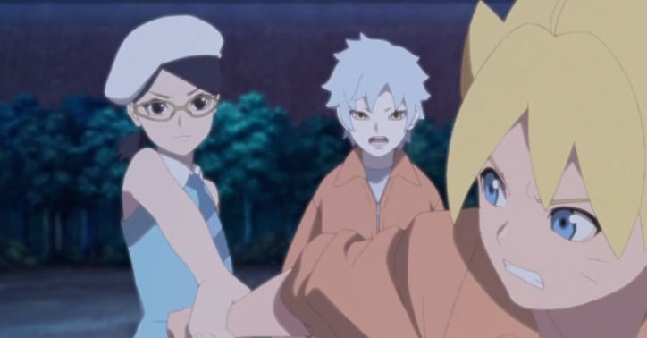 boruto anime 147 review